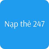 Tải Nạp thẻ 247 (Nap the 247 telco, game, vltk v.v..) miễn phí