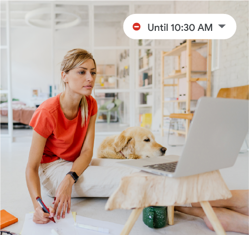 The Google Workspace guide to productivity and wellbeing