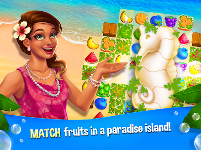 Starside Match-3 Puzzle Celebrity Resort- screenshot thumbnail