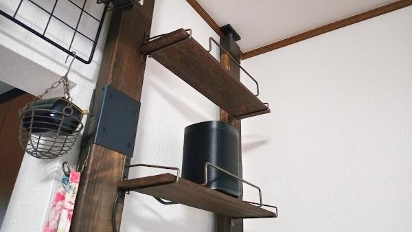 ポキオ Sonos One ツーバイフォー DIY ラブリコ