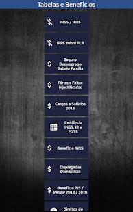 App Cálculos Trabalhistas CLT 2018 APK for Windows Phone