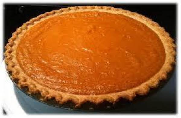 Sweet Potato Pie Recipe