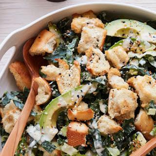Avocado Kale Caesar.