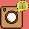 Giveaway Master - automatic comments icon