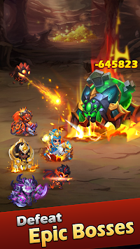 Taptap Heroes (Unreleased) apk screenshot