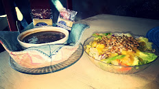 Cup of Soup and Side Salad