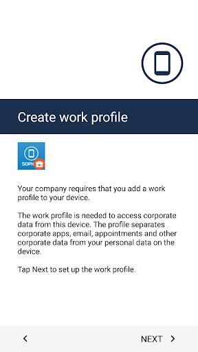 Sophos Mobile Control screenshot 6