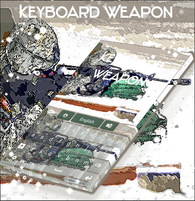 Weapon Keyboard - screenshot