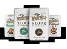 NOTE 2:  White Lily flour is a soft winter wheat flour made in...