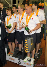 "Photo: VR8 France ""Venturi"", Bronze Championnats du Monde 2014"