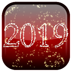 New Year Fireworks Live Wallpaper 2019 icon