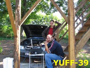 Photo: 04.09.2010.  aktivirali Zoki YU9DX, Zik YT1HA
