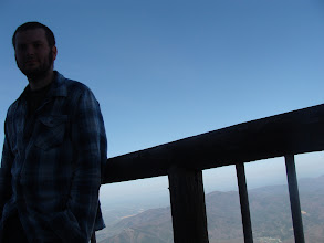 Photo: On Mt Cammerer Fire Tower