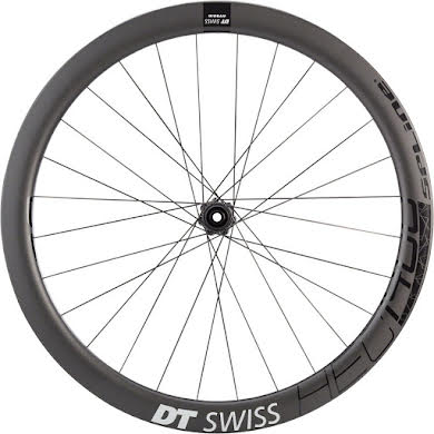 DT Swiss HEC 1400 Spline 47 Rear Wheel - 700, 12 x 142mm, Center-Lock/6-Bolt, HG 11/ XDR, Black