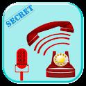 Call Recorder segredo icon