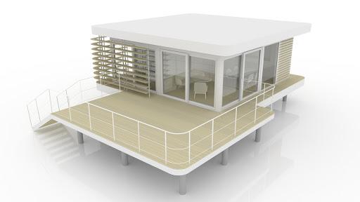 50 terrasse basse