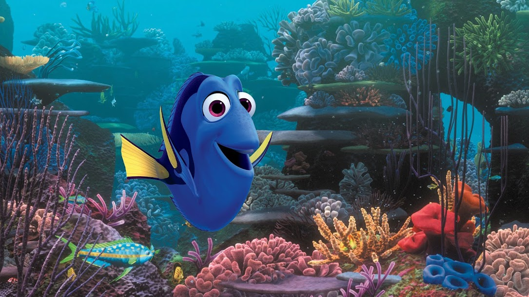 My Finding Dory review: the star herself, Dory