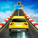 Impossible Prado Car Stunt - Ramp Stunts Race 3D icon