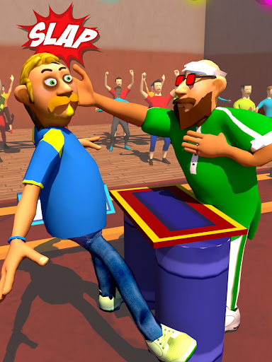 Slap Fight -Face Slap Competition Master Slap Game APK MOD screenshots hack proof 1