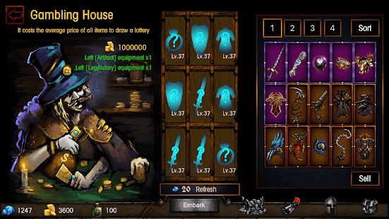 Dungeon Survival - Endless maze Screenshot