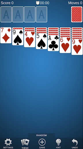 Solitaire Card Games Free 2.2.3 gameplay | by HackJr.Pw 2