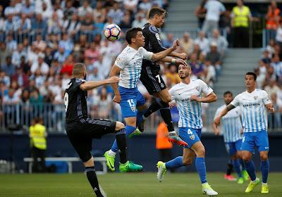 Le capitaine de Malaga proche de rejoindre le Club de Bruges