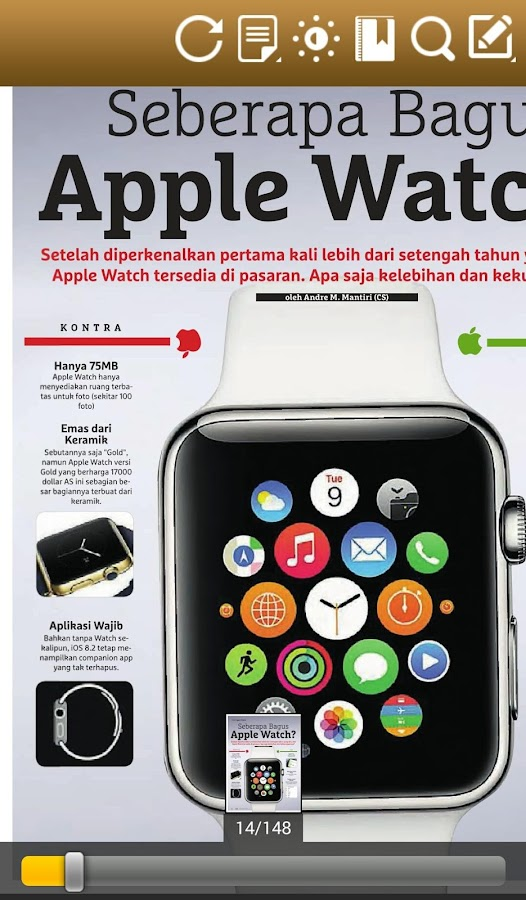 Majalah Chip- screenshot