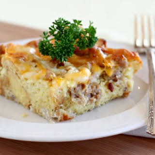 Overnight Egg Casserole Recipes.