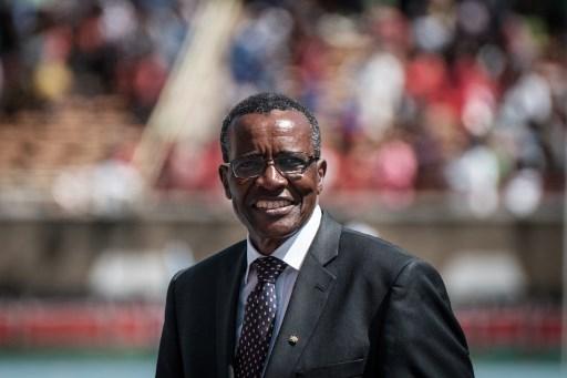 Kenya's Chief Judge David Maraga. File photo.