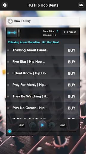 High Quality Hip Hop Beats