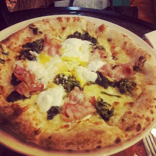 在台北最喜歡的pizza