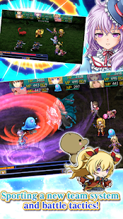 RPG Asdivine Hearts 2- screenshot thumbnail