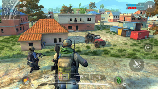 Commando Adventure Assassin: Free Games Offline 1.39 screenshots 12