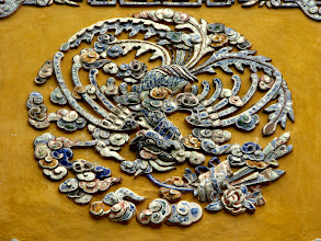 Photo: HUE - Citadela - recyklovana mozaika