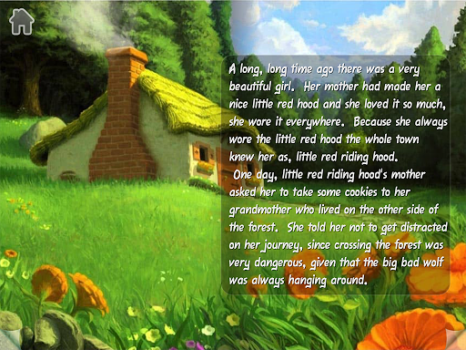 Classic Fairy Tales for Kids app for Android screenshot