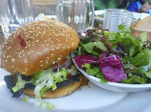 Norma's Mushroom Melts Recipe