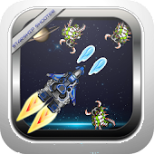 Starship Shooter Alien Invaded