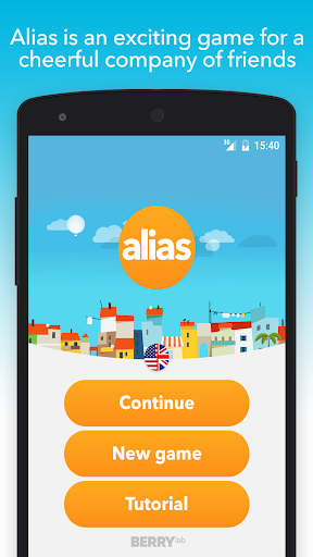 Alias 1.1.0 screenshots 1