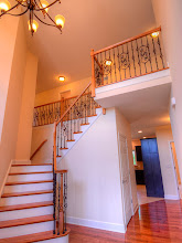 Photo: Foyer and stairs in the ARLINGTON