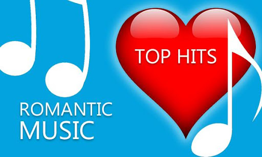 Romantic music love songs hits