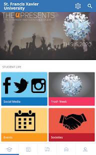 StFX Students' Union - náhled