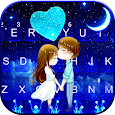 Romantic Couple Keyboard Theme