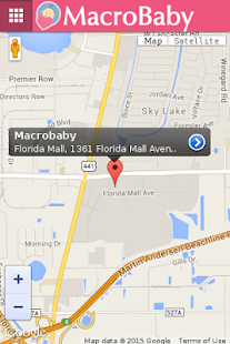 MacroBaby - náhled