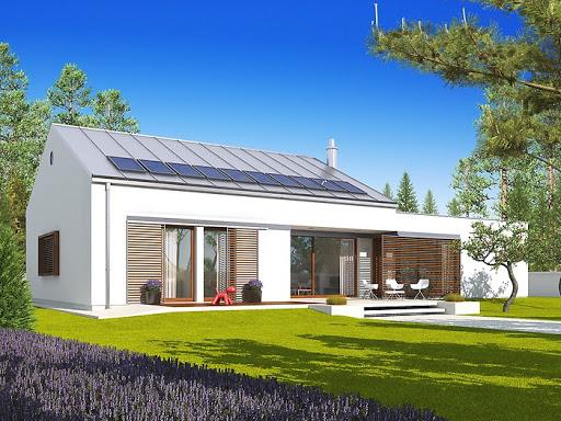 projekt EX 8 G2 wersja A Energo Plus