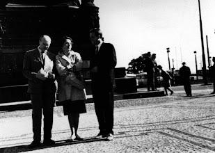 Photo: wrzesień 1964 r.  Drezno,