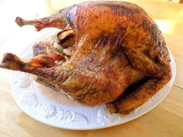 Juicy Grilled Turkey