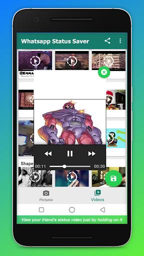 Status Saver : Download status for whatsapp 2020 1.8 screenshots 4