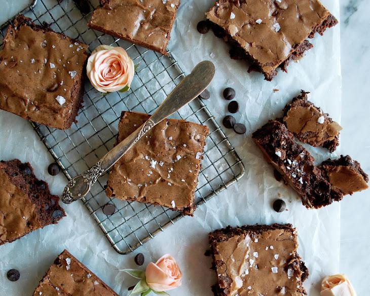 Back Pocket Double Chocolate Fudge Brownies Recipe