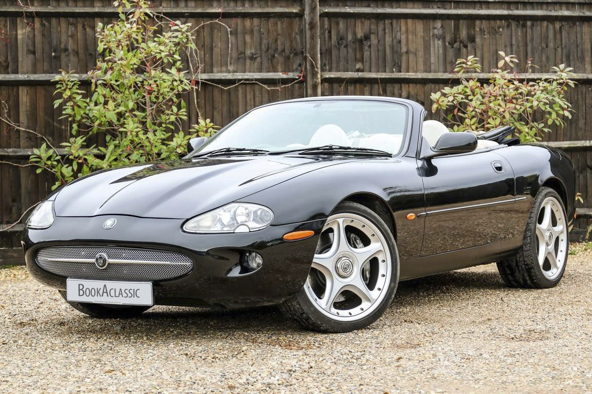 Jaguar XK8 Hire Solihull