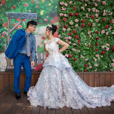 Wedding photographer Ariska Yustian (Ariska). Photo of 04.10.2017